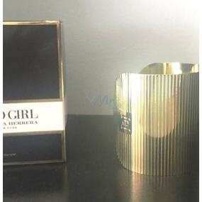 Carolina Herrera Good Girl náramek zlatý
