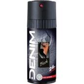 Denim Black deodorant sprej pro muže 150 ml