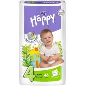 Bella Happy 4 Maxi 8-18 kg plenkové kalhotky 46 kusů