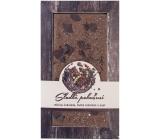 Bohemia Gifts & Cosmetics Mléčná hořká čokoláda Sladké pokušení Pepř ručně vyráběná 80 g