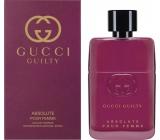 Gucci Guilty Absolute pour Femme parfémovaná voda pro ženy 30 ml