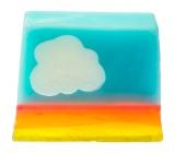 Bomb Cosmetics Paní Modrá obloha - Mrs Bluesky Přírodní glycerínové mýdlo 100 g