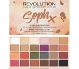Makeup Revolution Soph Eyeshadow Palette paletka očních stínů 24 x 1,1 g