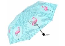 Albi Original Deštník skládací Plameňák 25 cm x 6 cm x 6 cm