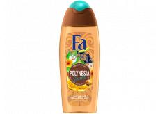 Fa Polynesia Secrets Kahuna Oil sprchový gel pro ženy 250 ml