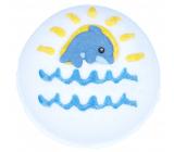 Bomb Cosmetics Delfín - Dolphinately Šumivý balistik do koupele 160 g