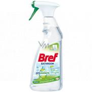 Bref Pro nature Bathroom čisticí prostředek do koupelny rozprašovač 750 ml