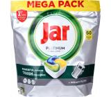 Jar Platinum All in One Lemon kapsle do myčky nádobí 60 kusů