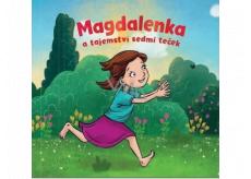 Albi Jmenná knížka Magdalenka a tajemství sedmi teček 15 x 15 cm 26 stran