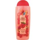 Bohemia Kids Jahoda krémový sprchový gel 300 ml