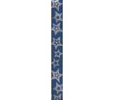 Alvarak Textilní návin vánoční potisk 40 mm x 2 m 1 kus