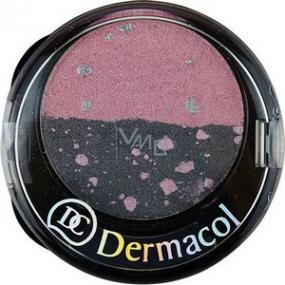 Dermacol Duo Mineral Moon Effect Eye Shadow oční stíny 03 3 g