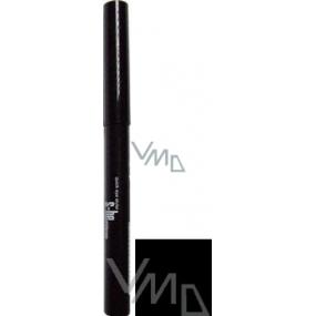 S-he Stylezone Quick Eye Styler pero na oční linky odstín 01 Black 1 ml