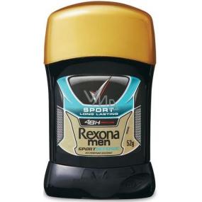 Rexona Men Adrenalin Sport Defence antiperspirant deodorant stick pro muže 50 ml