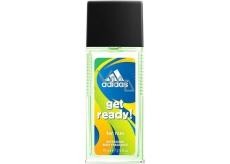 Adidas Get Ready! for Him parfémovaný deodorant sklo 75 ml