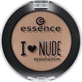 Essence I Love Nude Eyeshadow oční stíny 05 My Favorite Tauping 1,8 g