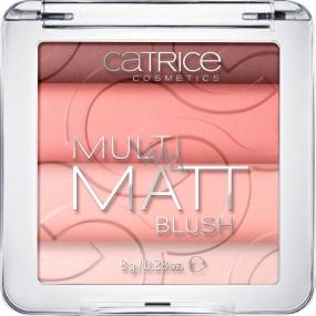 Catrice Multi Matt Blush tvářenka 010 Love, Rosie! 8 g