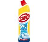 Savo Oceán Wc tekutý čistící a dezinfekční přípravek 750 ml