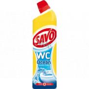 Savo Oceán Wc tekutý čisticí a dezinfekční přípravek 750 ml