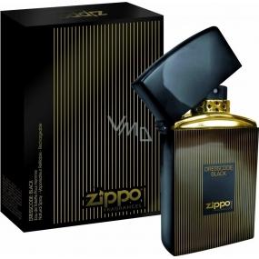 Zippo Dresscode Black Pour Homme toaletní voda 100 ml