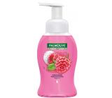 Palmolive Magic Softness Raspberry pěnový tekutý přípravek na mytí rukou dávkovač 250 ml
