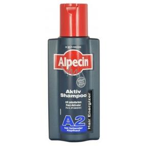 Alpecin Active Shampoo A2 šampon na mastné vlasy 250 ml