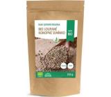 Allnature Raw Bio loupané konopné semínko 250 g