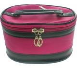 Kosmetický kufřík růžový 17 x 12 x 10 cm 70390
