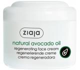 Ziaja Avokádový olej regenerační pleťový krém 50 ml