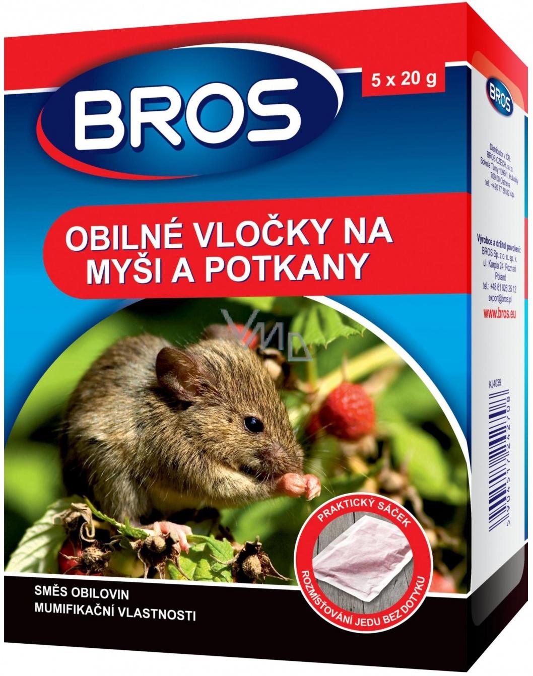 Bros Getreideflocken Für Mäuse Ratten Und Ratten Vmd Parfumerie