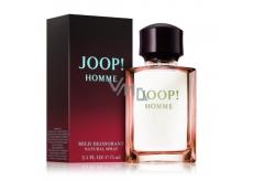 Joop! Homme parfémovaný deodorant sklo pro muže 75 ml