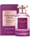 Abercrombie & Fitch Authentic Night Woman toaletná voda pre ženy 30 ml