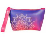 Albi Original Cestovní kosmetická taška Mandala 14 x 18 x 10 cm
