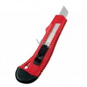 Spokar Hobby odlamovací nůž, 18 mm, kovové vodítko