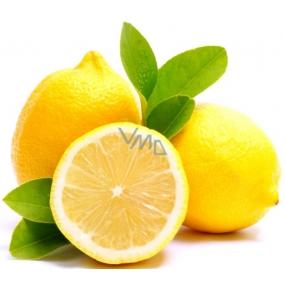 Aroma Citron Lihová příchuť do pečiva, nápojů, zmrzlin a cukrářských výrobků 1 l