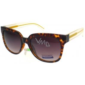 Nae New Age 011034 hnědé sluneční brýle