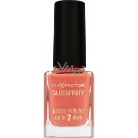 Max Factor Glossfinity lak na nehty 70 Cute Coral 11 ml