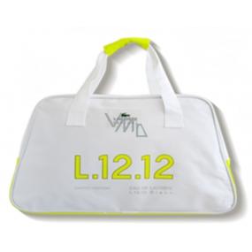 Lanvin nákupní taška bílá 34 x 29 x 21,5 cm