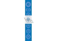 Vonné tyčinky Pátá čakra Modrá 14 kusů