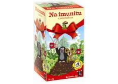 Apotheke Krtečkův čaj Na imunitu s jahodníkem pro děti 20 x 2 g