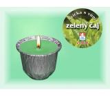 Lima Ozona Zelený čaj vonná svíčka 115 g