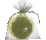 Fragrant Glycerinové mýdlo v jemné organze White Rose 140 g