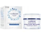 Lumene Source Hydration Recharge Overnight Cream noční hydratační krém pro všechny typy pleti 50 ml