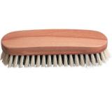 Spokar Kartáč šatový, dřevěné lakované těleso, syntetická vlákna 3219/813