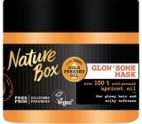Nature Box Meruňka maska na vlasy 200 ml