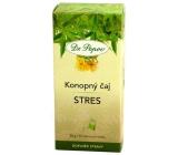 Dr. Popov Konopný čaj Stres 20 x 1,5 g