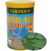 Tubifex Biotal Basic základní rostlinné krmivo v podobě jemných vloček pro býložravé ryby 125 ml
