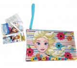 Disney Frozen Kosmetická taštička 21,5 x 13,5 cm