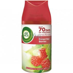 Air Wick FreshMatic Forest Red Berries - Vůně lesních plodů automatický osvěžovač náhradní náplň 250 ml