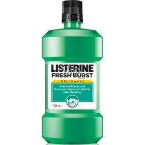 Listerine Freshburst ústní voda antiseptická 500 ml